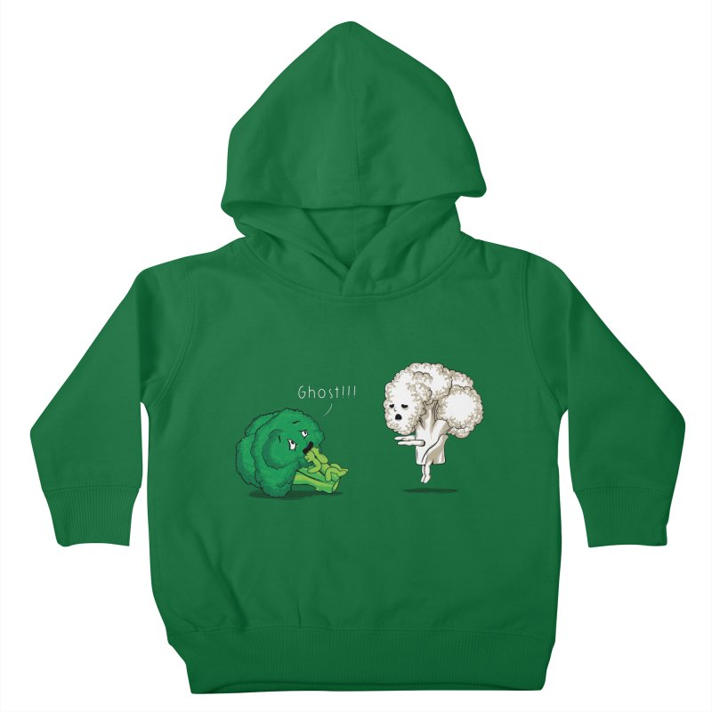 A Vegan Horror Story Kids Toddler Pullover Hoody by GED WORKS
