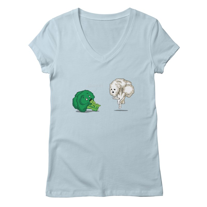 A Vegan Horror Story Women's V-Neck by GED WORKS