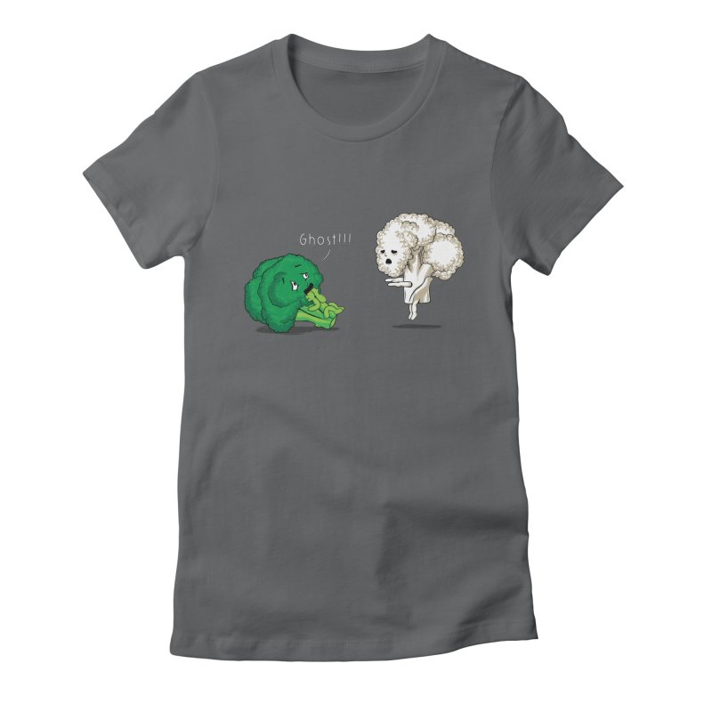 A Vegan Horror Story Women's Fitted T-Shirt by GED WORKS