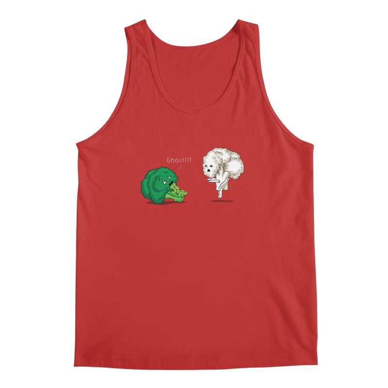 A Vegan Horror Story Men's Tank by GED WORKS