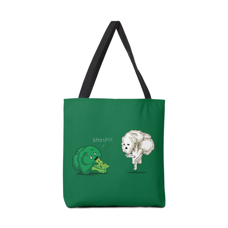 A Vegan Horror Story Accessories Bag by GED WORKS