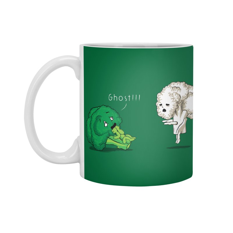 A Vegan Horror Story Accessories Mug by GED WORKS