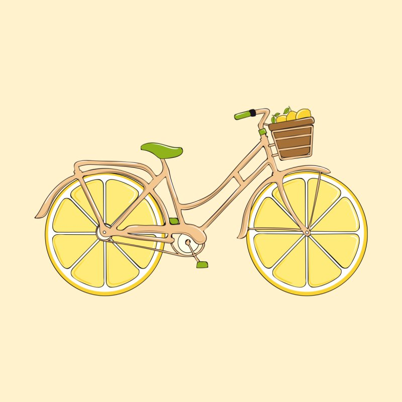 Lemon Ride   by GED WORKS