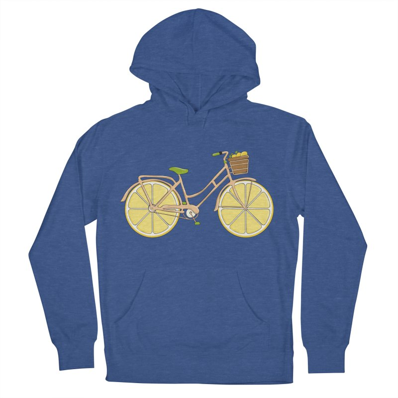 Lemon Ride Women's Pullover Hoody by GED WORKS