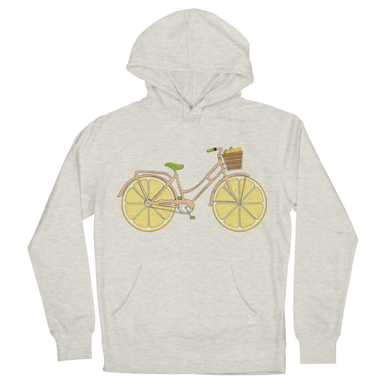 Lemon Ride Men's Pullover Hoody by GED WORKS