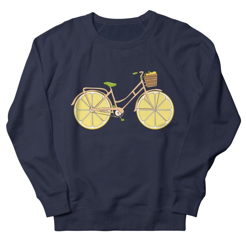 Lemon Ride Women's Sweatshirt by GED WORKS
