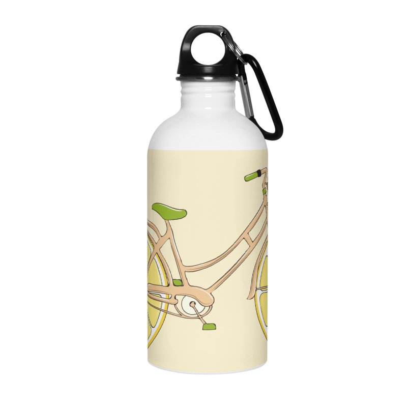 Lemon Ride Accessories Water Bottle by GED WORKS