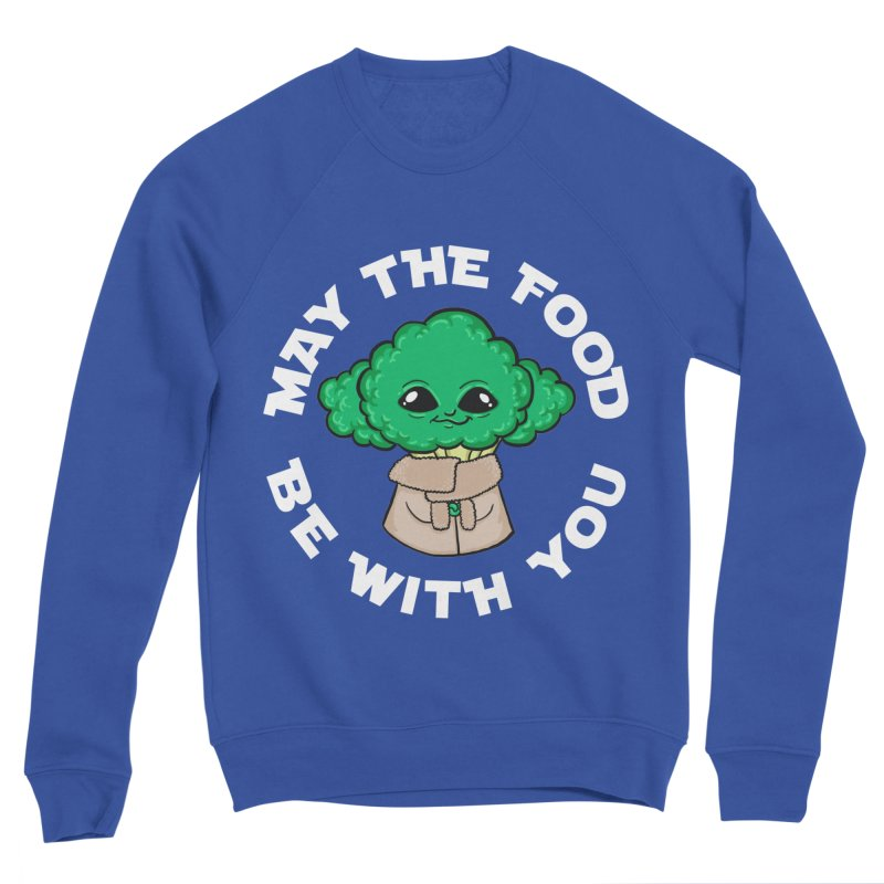 Grugo Broccoli Men's Sweatshirt by GED WORKS