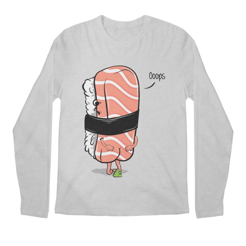 Sushi Poops Wasabi   by GED WORKS