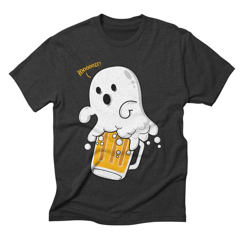We Want Boooooze! Men's Triblend T-Shirt by GED WORKS