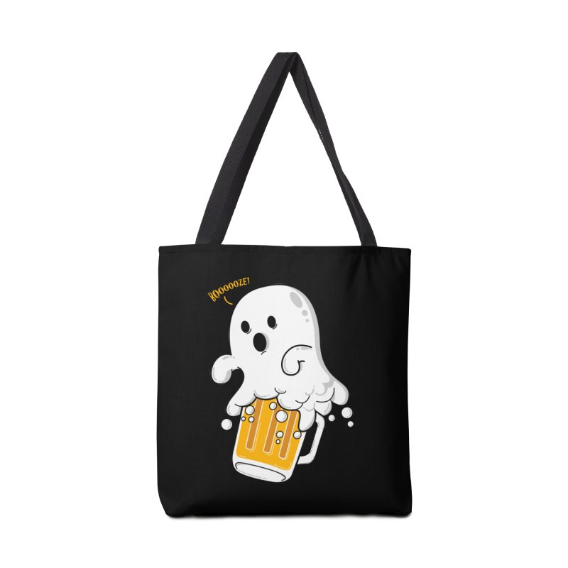 We Want Boooooze! Accessories Tote Bag Bag by GED WORKS