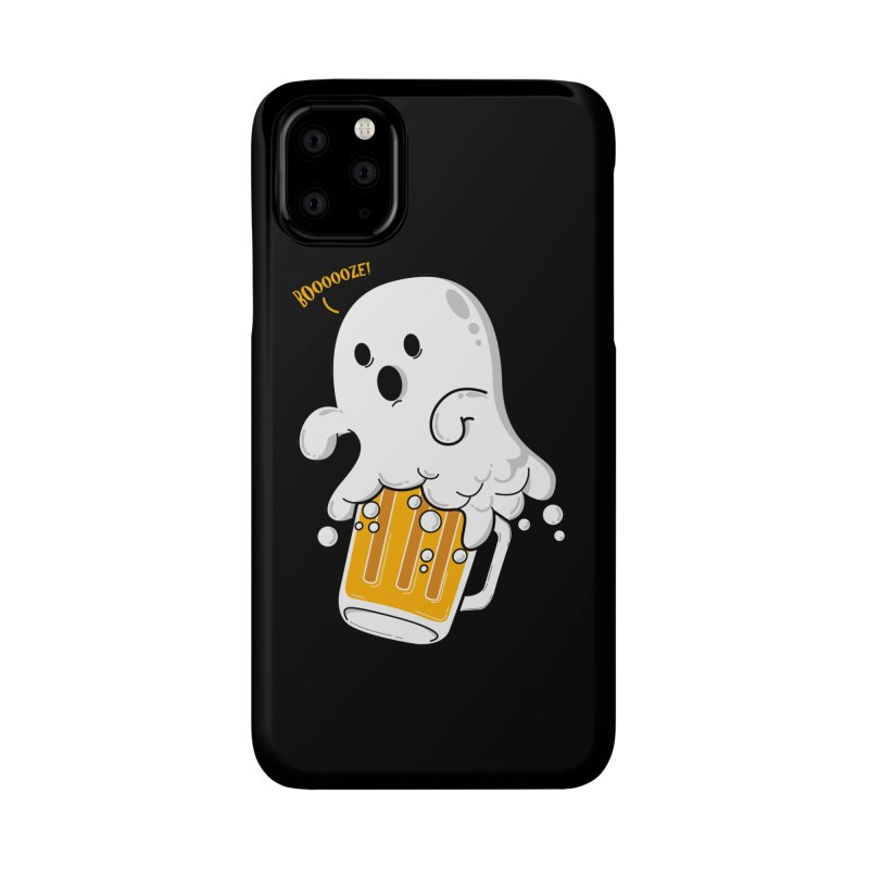 We Want Boooooze! Accessories Phone Case by GED WORKS