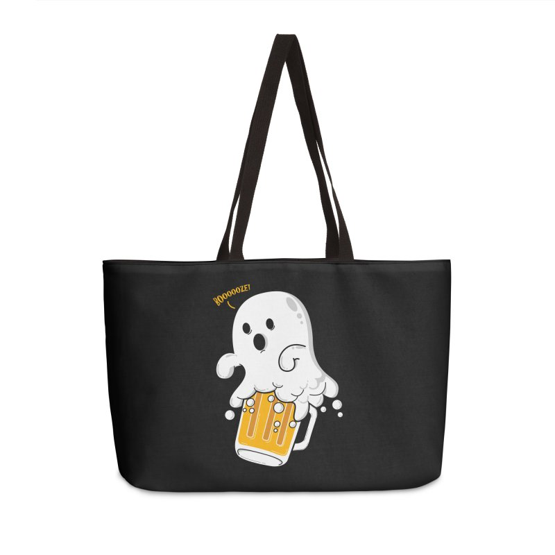 We Want Boooooze! Accessories Bag by GED WORKS