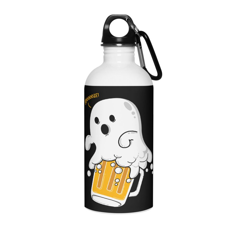 We Want Boooooze! Accessories Water Bottle by GED WORKS