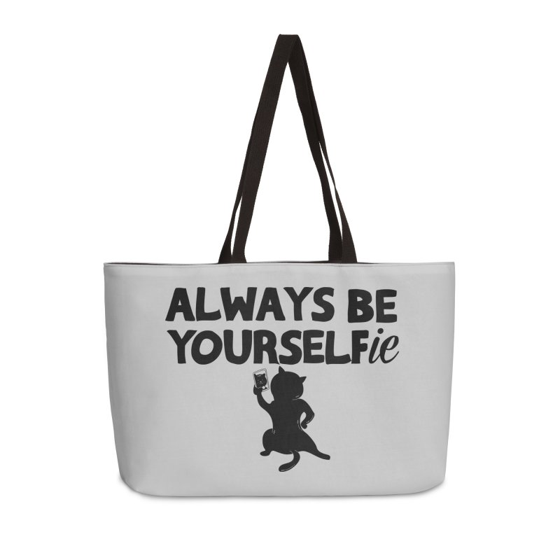 Be Yourselfie Accessories Bag by GED WORKS