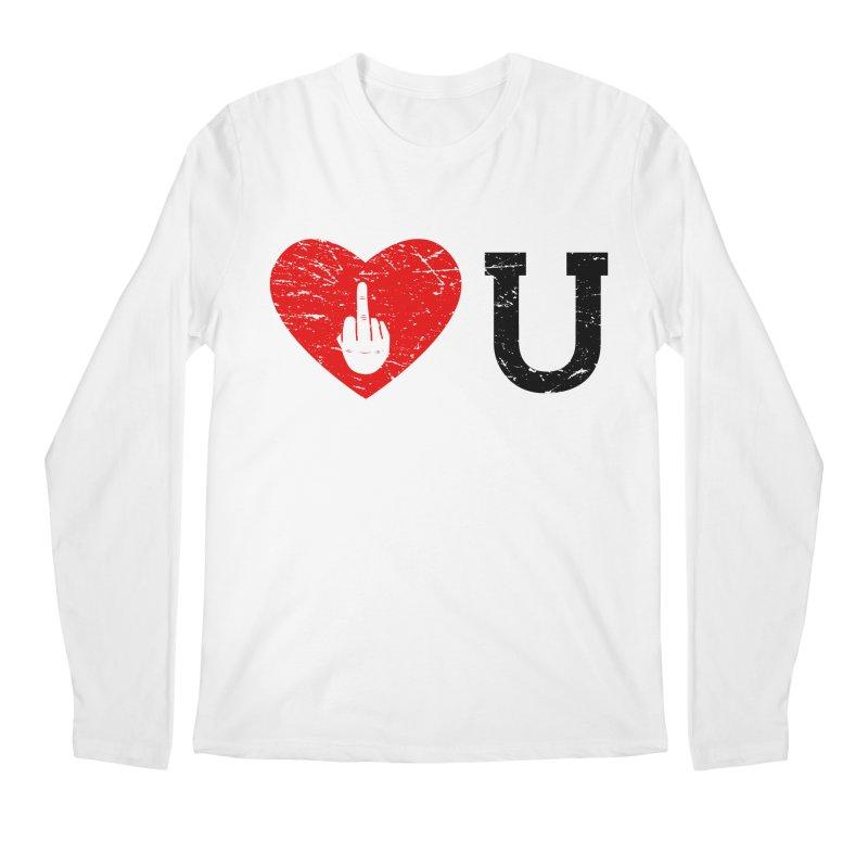 Love You Men's Regular Longsleeve T-Shirt by GED WORKS