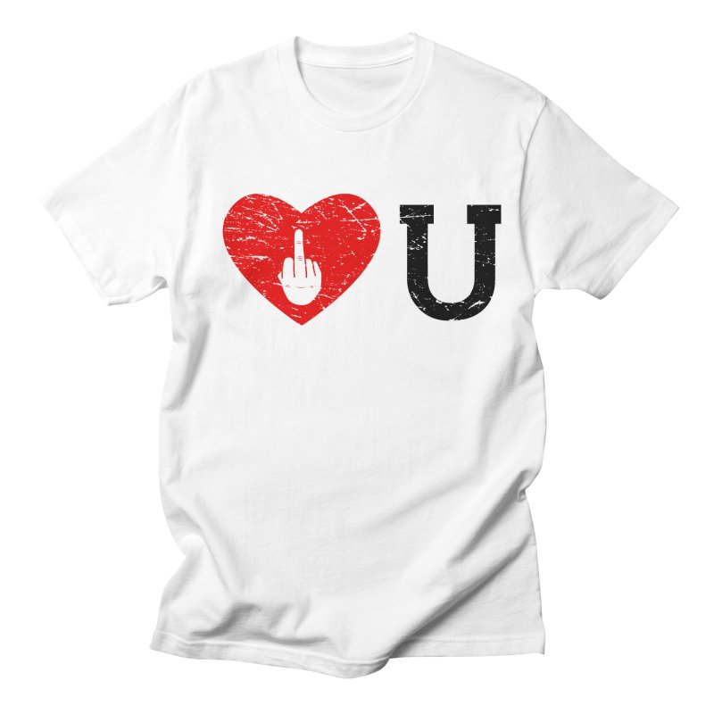 Love You Men's Regular T-Shirt by GED WORKS