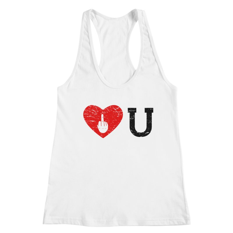 Love You Women's Tank by GED WORKS