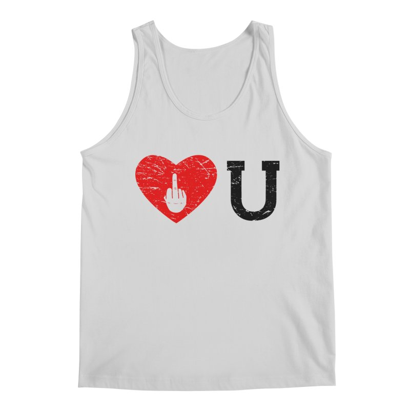 Love You Men's Regular Tank by GED WORKS