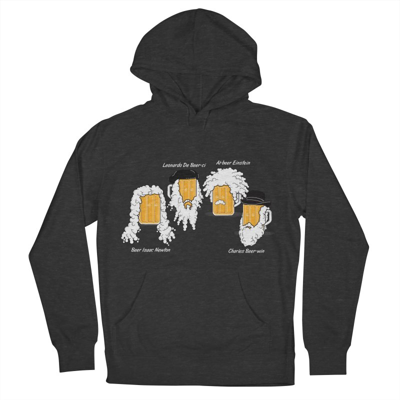 Beer Mates Happy Hour Women's French Terry Pullover Hoody by GED WORKS
