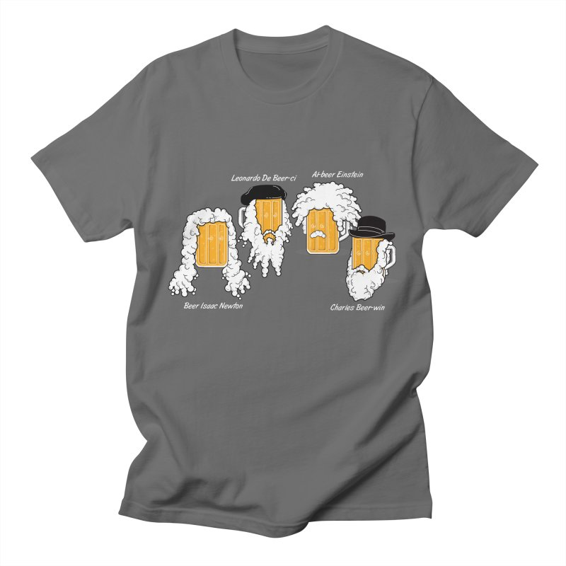 Beer Mates Happy Hour Men's Regular T-Shirt by GED WORKS