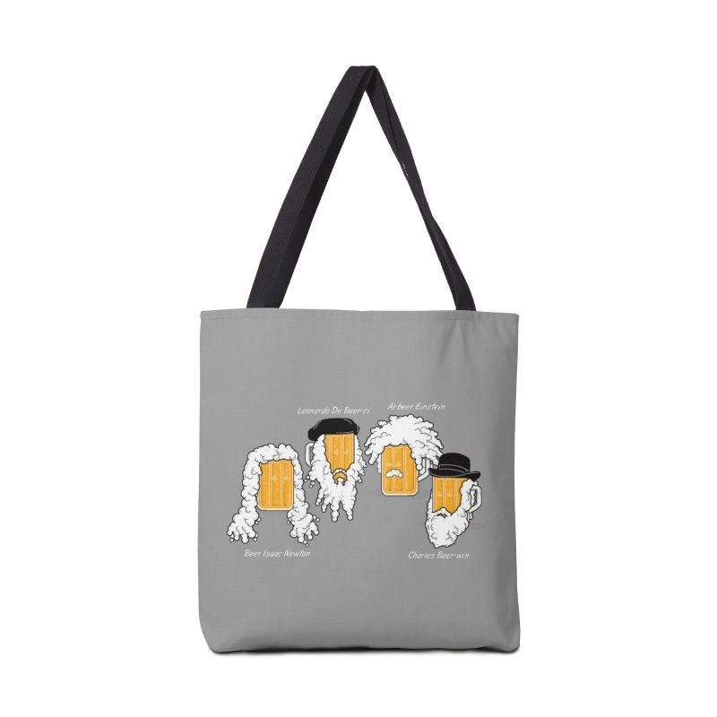 Beer Mates Happy Hour Accessories Tote Bag Bag by GED WORKS