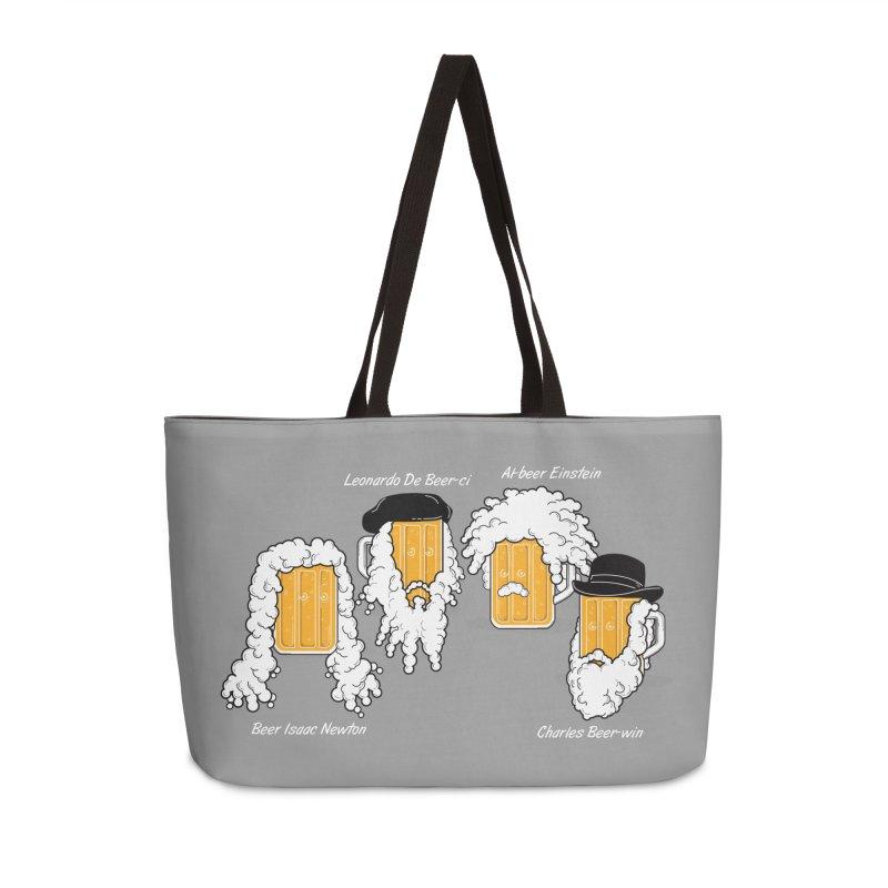 Beer Mates Happy Hour Accessories Weekender Bag Bag by GED WORKS