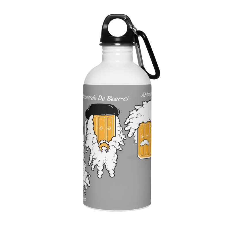 Beer Mates Happy Hour Accessories Water Bottle by GED WORKS