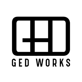 GED WORKS Logo