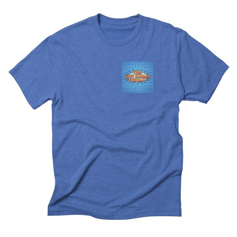 Comic Book (new) Men's Triblend T-Shirt by Geek Garage Podcast's Artist Shop