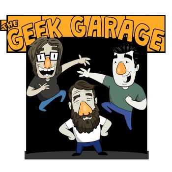 geekgaragepodcast's Artist Shop Logo