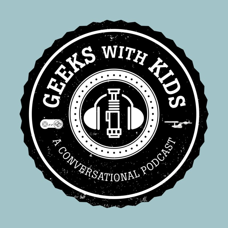 GWK the logo by Geeks with Kids the Shop