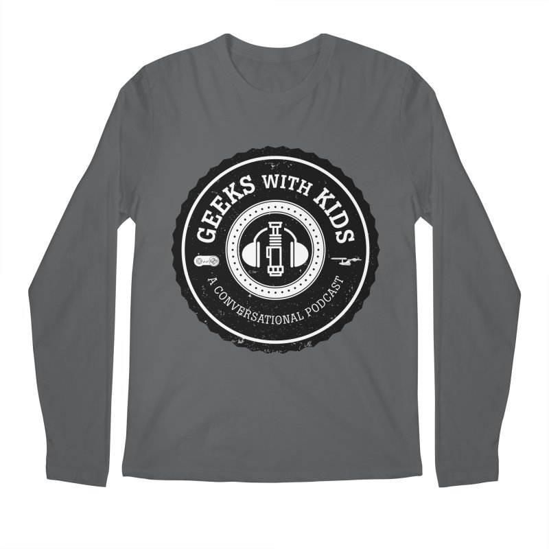GWK the logo Men's Longsleeve T-Shirt by Geeks with Kids the Shop