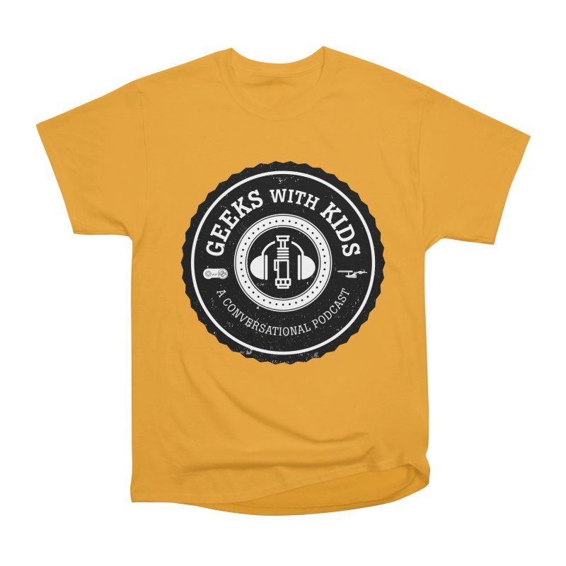 GWK the logo Women's Heavyweight Unisex T-Shirt by Geeks with Kids the Shop