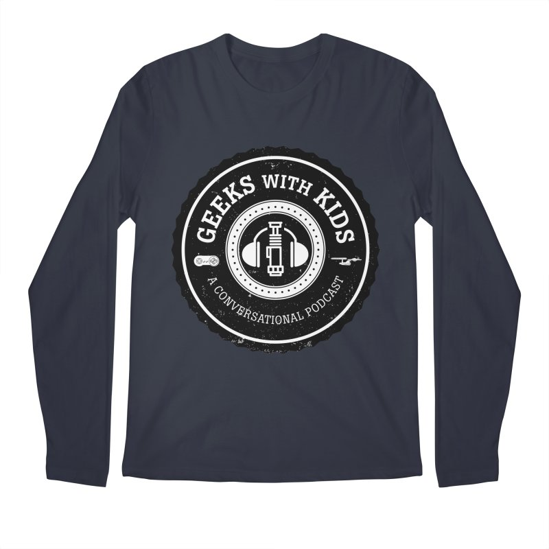 GWK the logo Men's Regular Longsleeve T-Shirt by Geeks with Kids the Shop