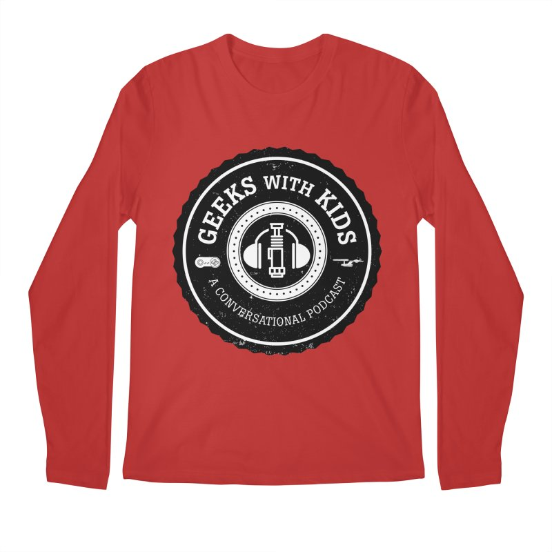GWK the logo Men's Regular Longsleeve T-Shirt by Geeks with Kids the Shop