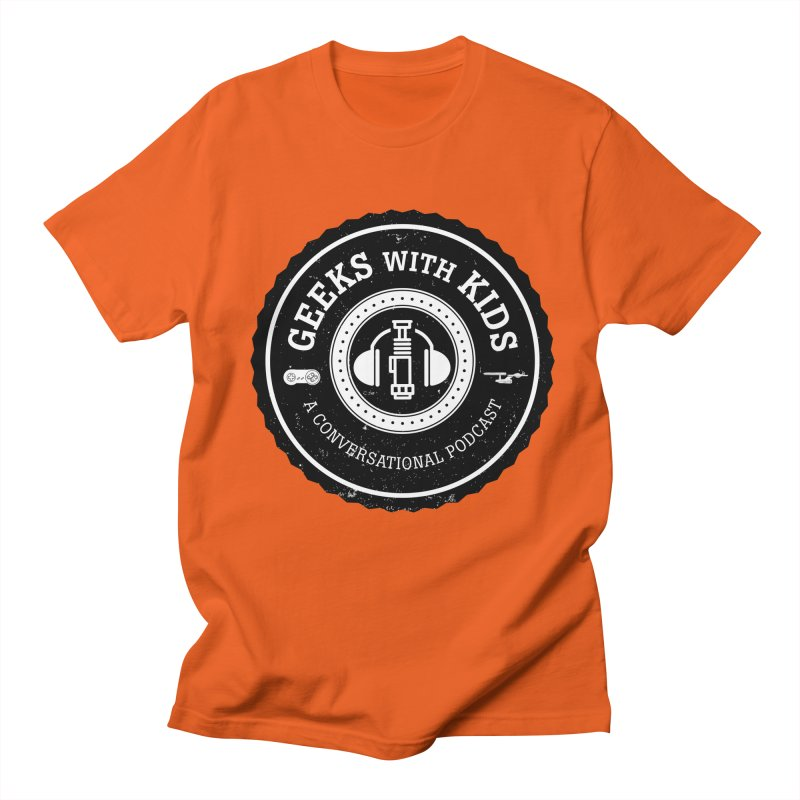 GWK the logo Men's Regular T-Shirt by Geeks with Kids the Shop