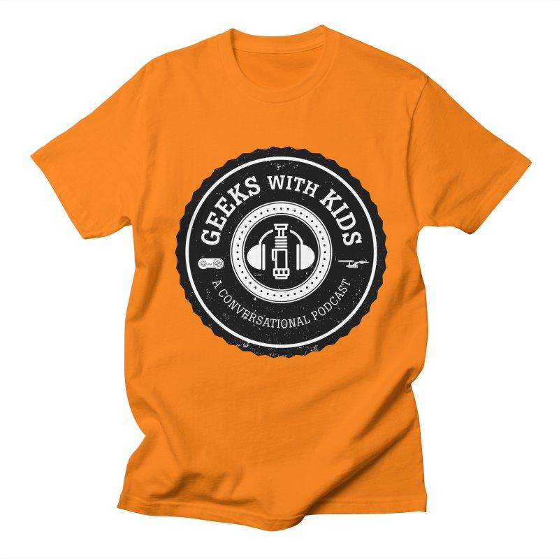 GWK the logo Women's Regular Unisex T-Shirt by Geeks with Kids the Shop