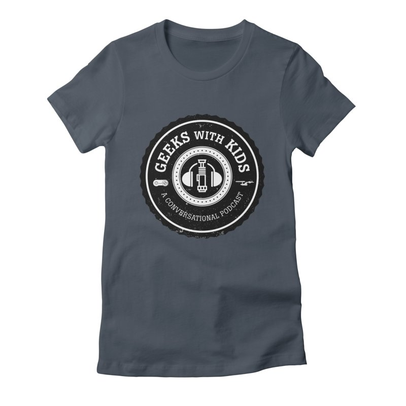 GWK the logo Women's T-Shirt by Geeks with Kids the Shop