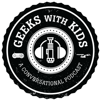 Geeks with Kids the Shop Logo