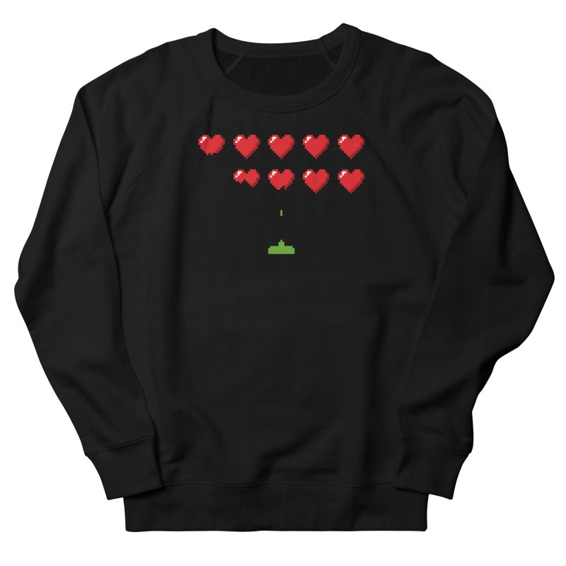 Heart Attack Women's Sweatshirt by Geekwerk