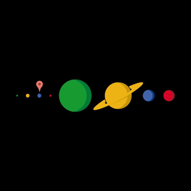 Solar System Route Planner by Geekwerk