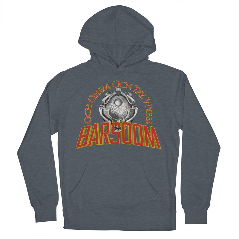 Och Ohem, Och Tay, Wyees Barsoom Women's French Terry Pullover Hoody by Geeky Nerfherder's Artist Shop