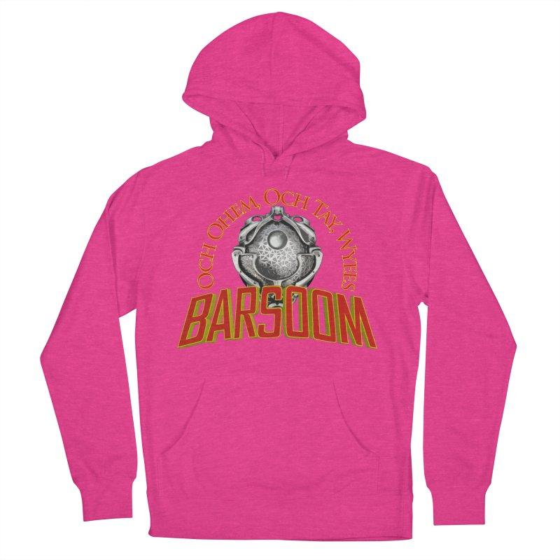 Och Ohem, Och Tay, Wyees Barsoom Women's Pullover Hoody by Geeky Nerfherder's Artist Shop