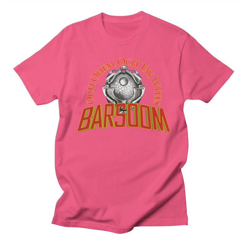 Och Ohem, Och Tay, Wyees Barsoom Men's T-Shirt by Geeky Nerfherder's Artist Shop