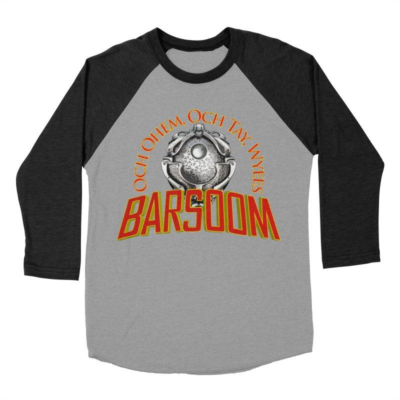 Och Ohem, Och Tay, Wyees Barsoom Women's Baseball Triblend Longsleeve T-Shirt by Geeky Nerfherder's Artist Shop