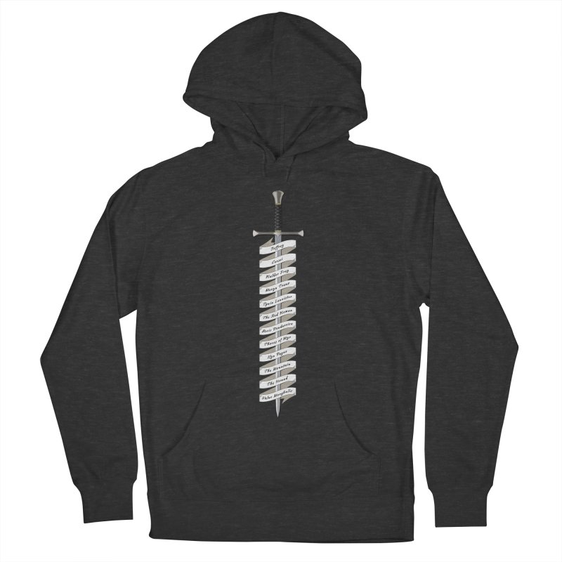 Kill List Women's Pullover Hoody by Geeky Nerfherder's Artist Shop