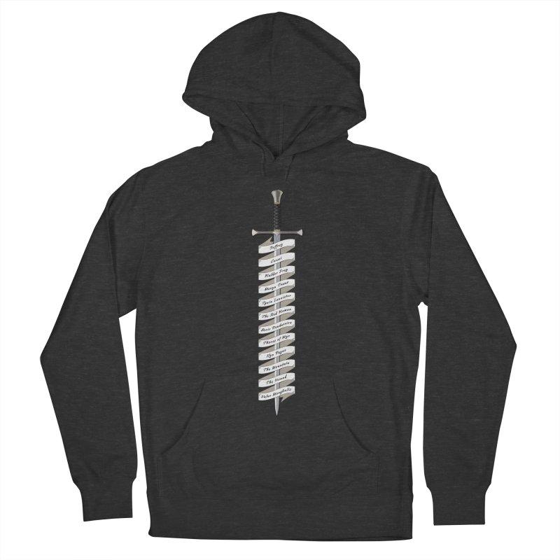 Kill List Men's Pullover Hoody by Geeky Nerfherder's Artist Shop