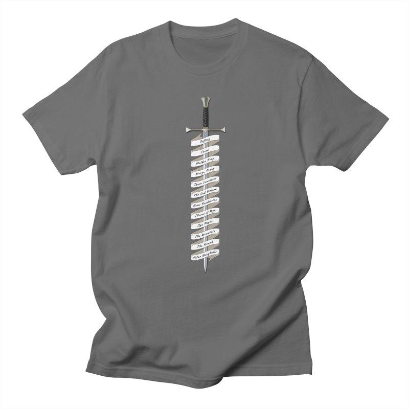 Kill List Men's Regular T-Shirt by Geeky Nerfherder's Artist Shop