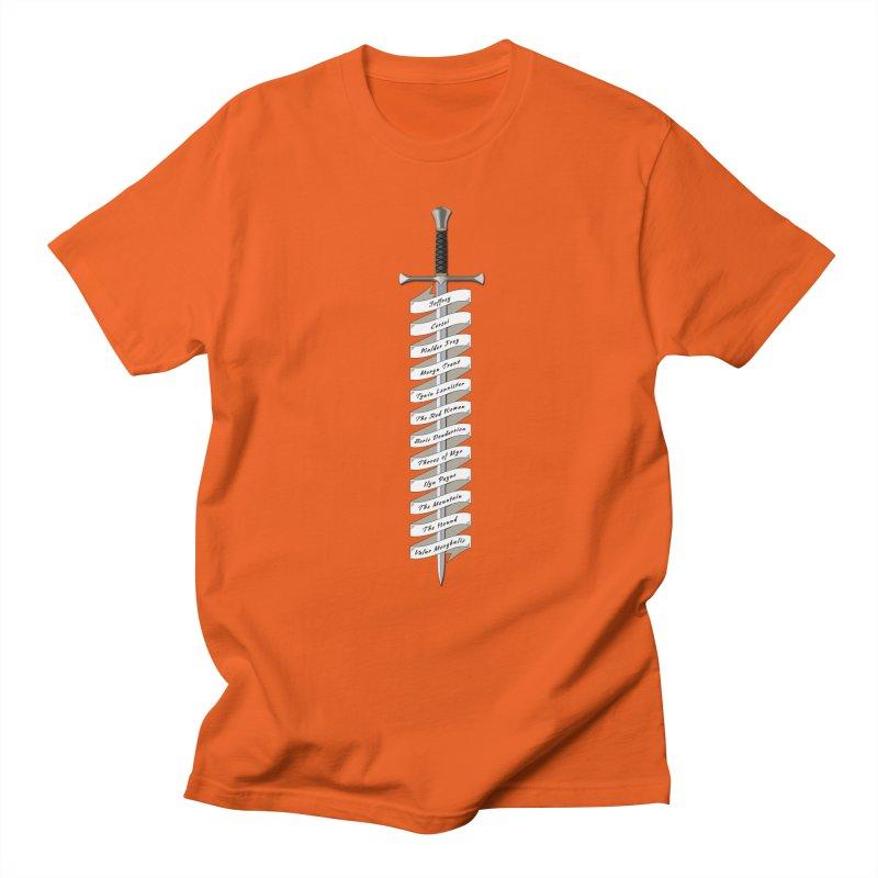 Kill List Men's T-Shirt by Geeky Nerfherder's Artist Shop